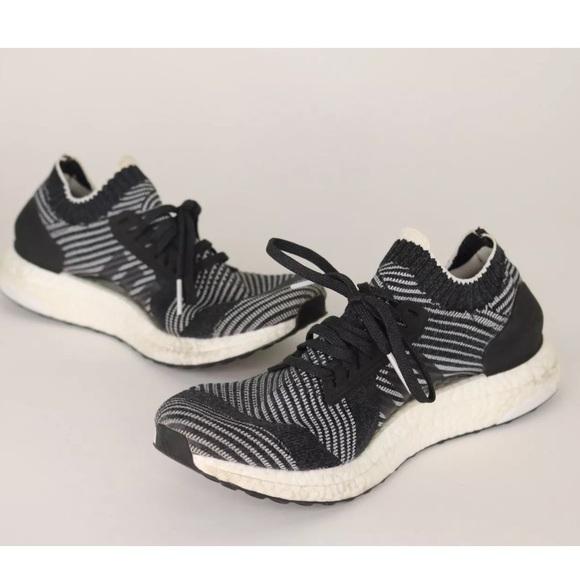 4fcb6eda58612 adidas Shoes - Adidas Ultra Boost X Womens Running Black White